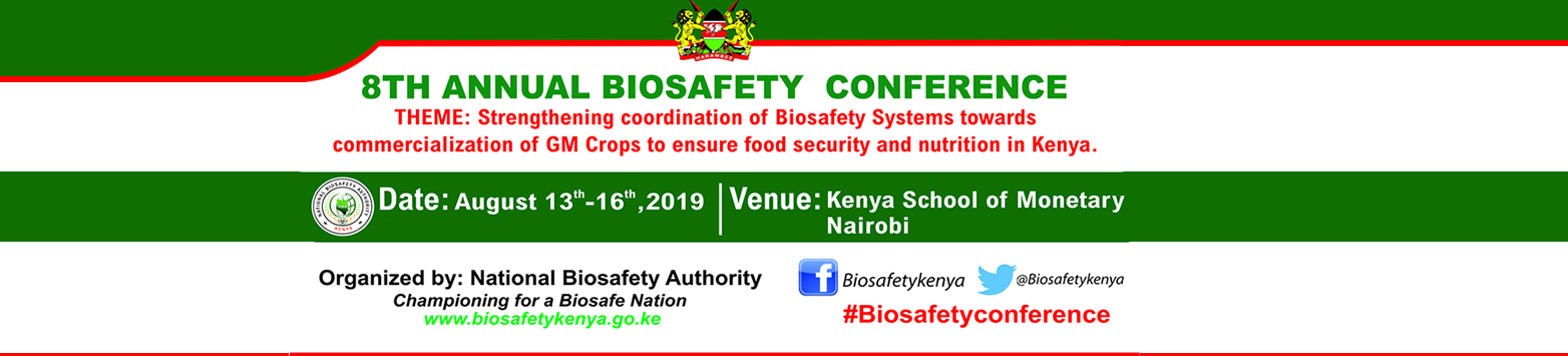 National Biosafety Authority - Home